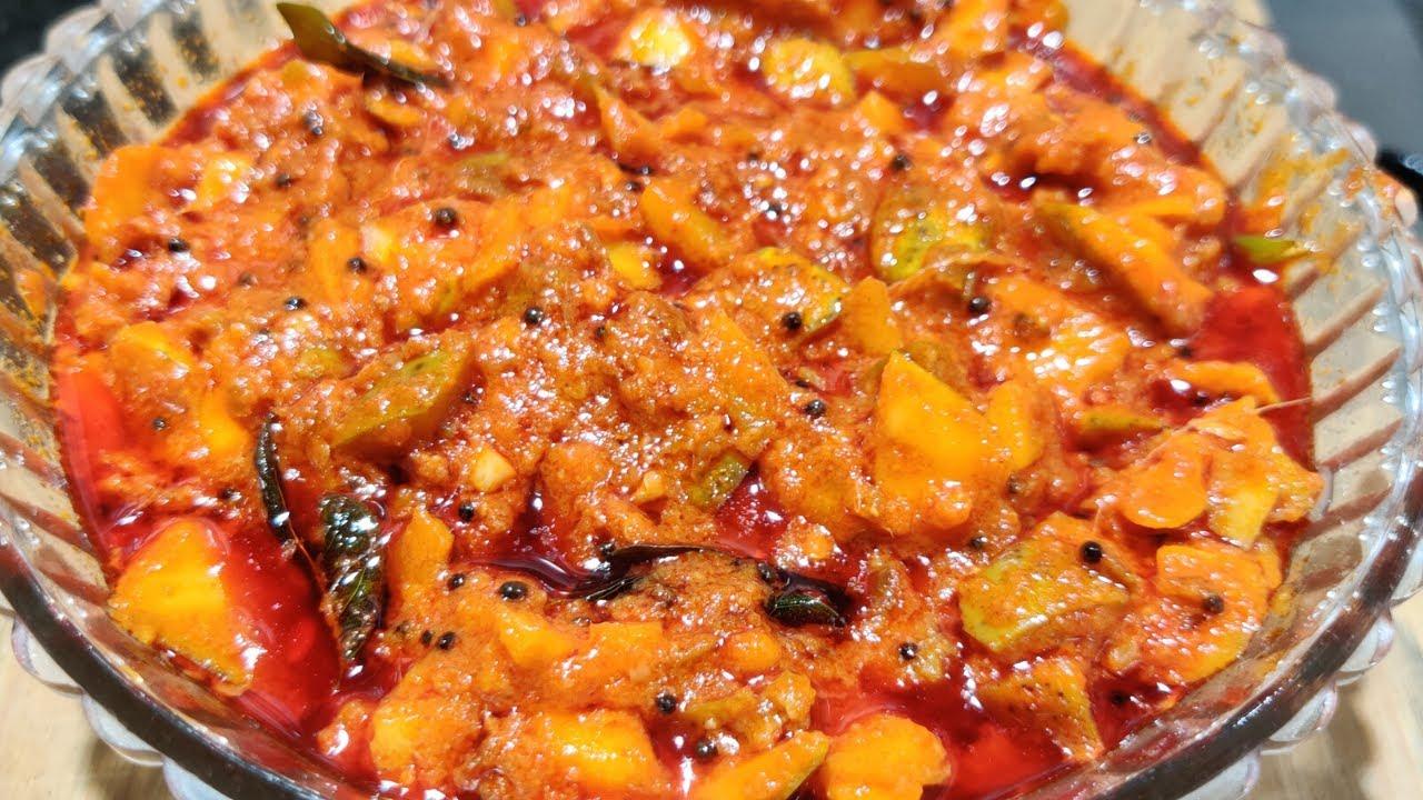 ഈ ചേരുവ കൂടി ചേർത്തു മാങ്ങ അച്ചാർ ഉണ്ടാക്കു, കിടിലൻ ടേസ്റ്റ് ആണ് || Kerala Easy Mango Pickle