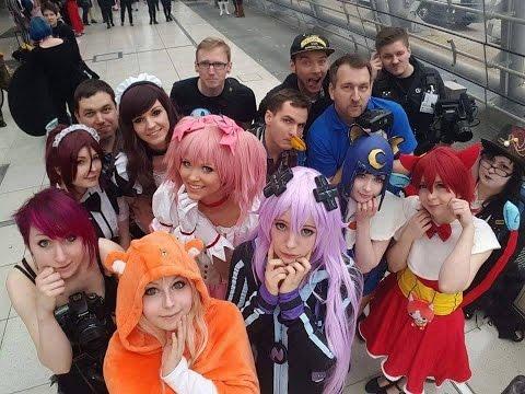 Manga Comic Convention Leipzig 2016 - Cosplay Music Video