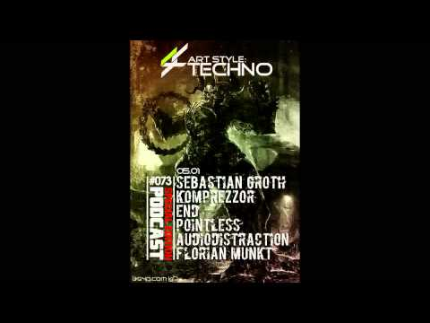 Art Style Techno | Podcast #073 [SPECIAL EDITION] : Sebastian Groth