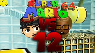 1on1 - Super Mario 64 - Part 12 - Tick Tack TRAUMA!