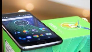 Motorola Moto G5 Plus - recenzja, Mobzilla odc. 374