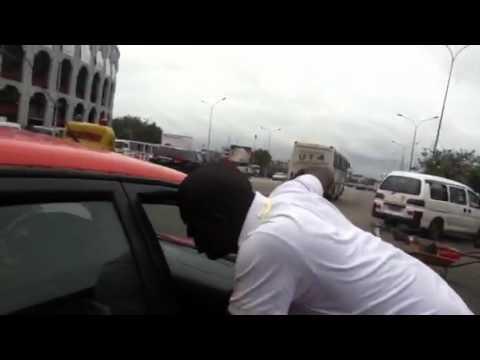 Abidjan-treichville palais des sport