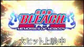 Bleach - Memories of Nobody - 5th trailer.