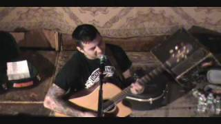 Anthony Raneri at the Northstar Bar - Landing Feet First Acoustic