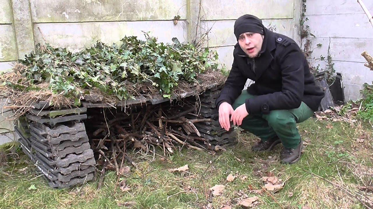 De natuurlijk makkelijke moestuin : 05 afwerking plantenbed op ...