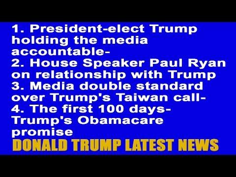 News Alert, Donald Trump Latest News Today