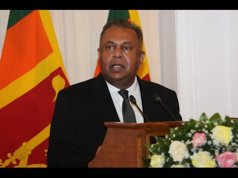 Press Conference by Foreign Minister Mangala Samaraweera: 28 March 2017