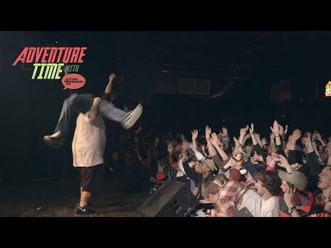"""Adventure Time with Action Bronson - """"Welcome Home Big Body"""""""