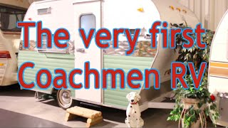 The first Coachmen RV