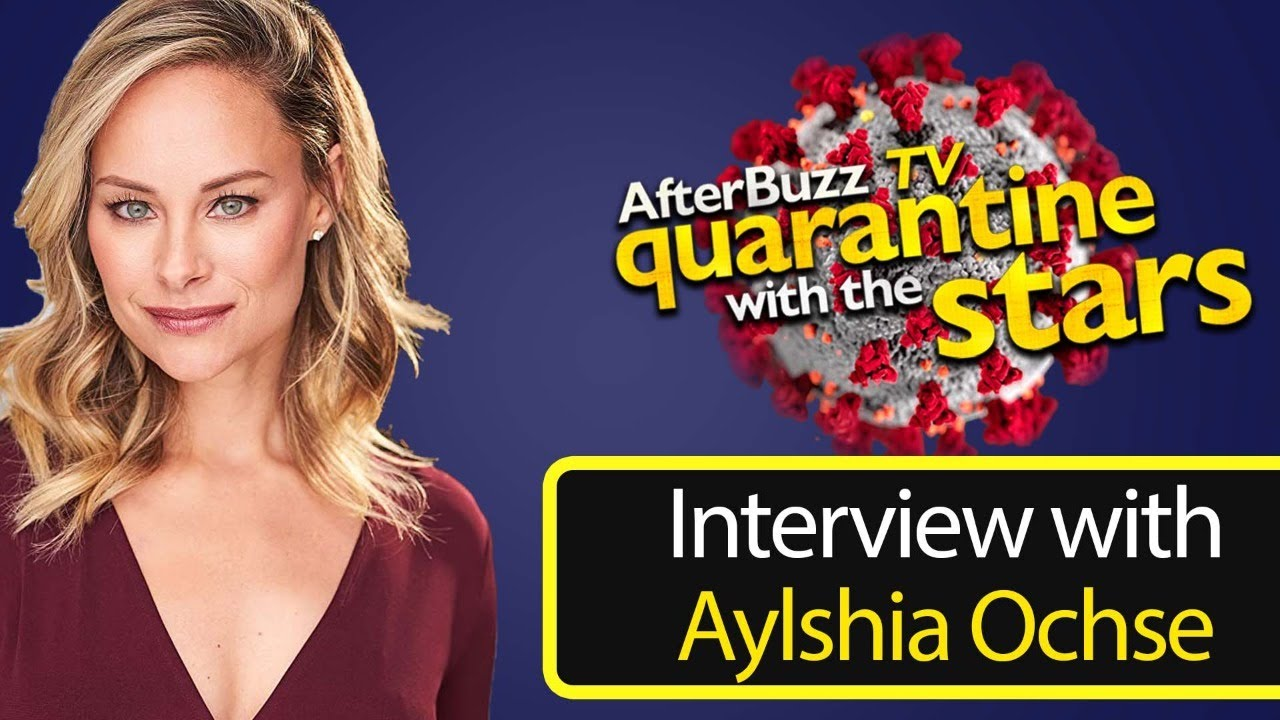 Download How Actress Aylshia Ochse is Surviving the Quarantine   AfterBuzz TV