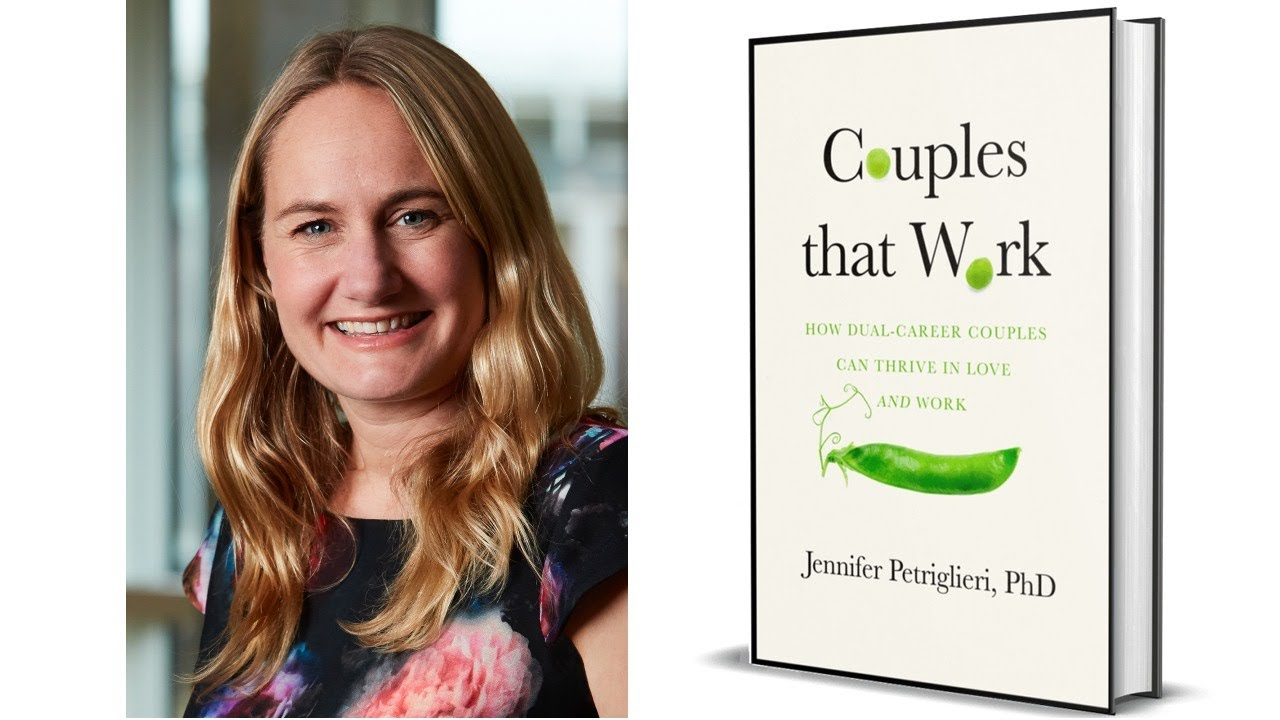 Image for Couples That Work: How Dual-Career Couples Can Thrive in Love and Work webinar