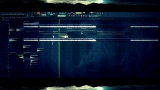 Basshunter - Angel in the night  | My old FLP project |
