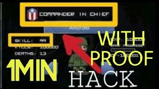 How To Hack Rank In Mini Militia Android[Best Way On YouTube]Latest working method