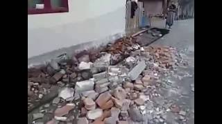 Video Amatir Detik Detik Gempa Bumi Aceh 7 Desember 2016
