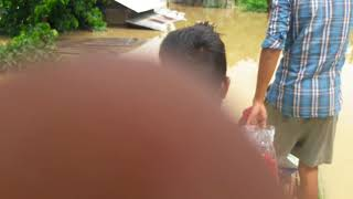 Assam flood 2018 lalamukh