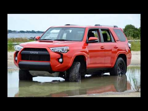 2016 2017 toyota 4runner trd pro new first look road. Black Bedroom Furniture Sets. Home Design Ideas