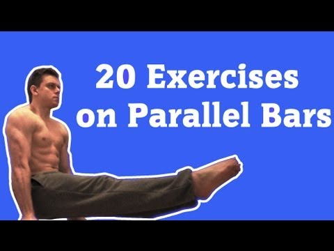20 Exercises on Parallel Bars