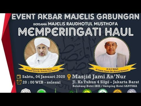 Event Majelis Gabungan - Majelis Raudhatul Musthofa