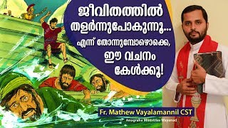 Fr. Mathew Vayalamannil Powerfulltalk