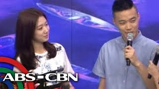 Park Shin-hye meets Ryan Bang