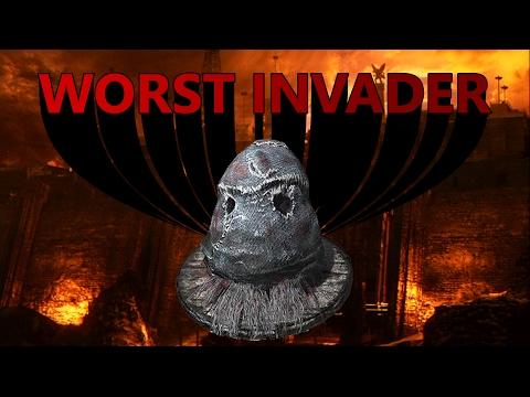 Dark Souls 3 - The Worst Invader