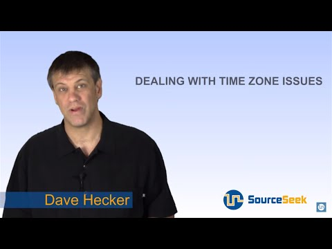 Handling Timezone Issues With Offshore Developers