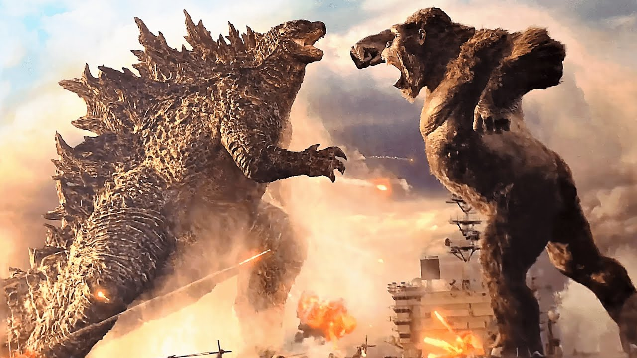 Download Godzilla vs. Kong (2021) Film Explained in Hindi/Urdu Summarized हिन्दी
