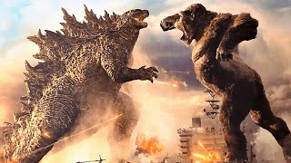 Godzilla vs. Kong (2021) Film Explained in Hindi/Urdu Summarized हिन्दी