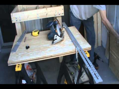 Building a Rock Solid Reloading Bench - In-Depth