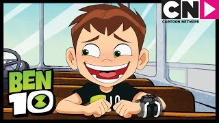 Ben 10 | Billy Billions Battles With Drones | Cartoon Network