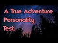 Japanese Personality Test: A True Adventure