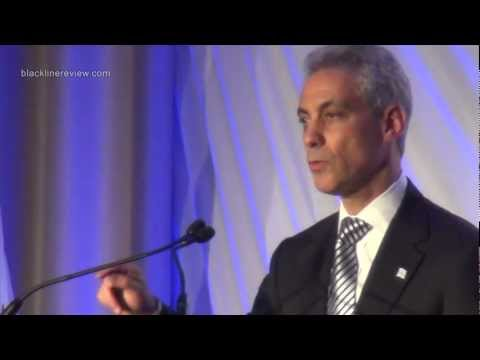BLACKLINE REVIEW: Chicago Mayor Challenges Local Investors