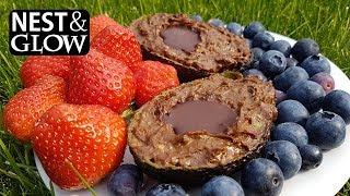 Chocolate Avocado Nut Pudding no music