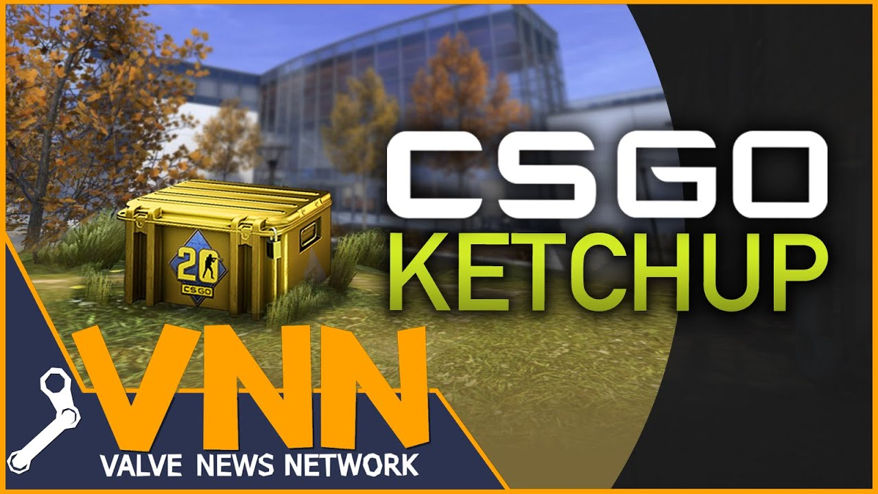 Sad CS:GO Update News - Counter-Strike Ketchup thumbnail