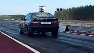 Teamduja   Macke Racing kör 6,53 177km/h