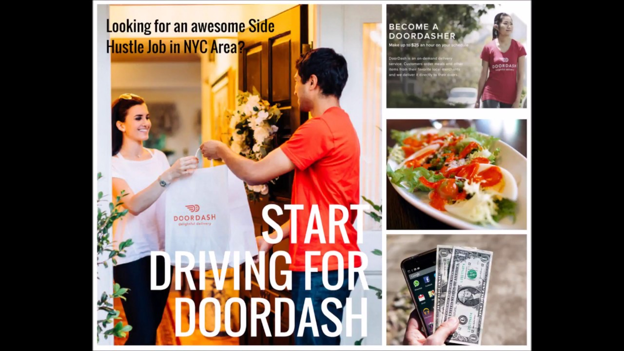 Why Drive for DoorDash in NYC