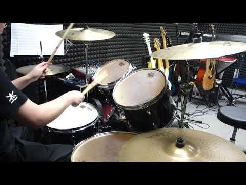 小男孩樂團 - 站在你的左邊Drum Cover