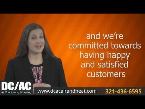 AC Repair Orlando | 321-436-6595 | DC / AC Air and Heat