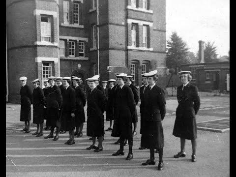 Wrens of HMS Caroline