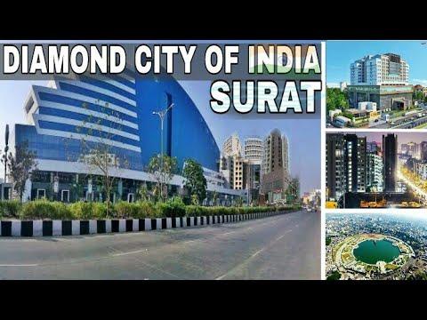SURAT : Diamond City Of India  Plenty Facts Surat- Silk City Of India  Surat- Gujarat(India) Surat
