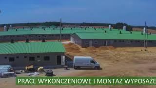 Wesstron- ferma tuczu. Budowa pod klucz