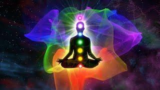 Positive Aura Cleanse, Chakra Balancing, Emotional and Spiritual Healing, Chakra Music, Meditation