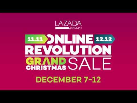Lazada Grand Christmas Sale 2017