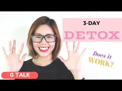 |G TALK| Detox 3 ngày, liệu có thực sự hiệu quả?? - Gau Zoan