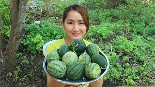 Yummy Young Water Melon Soup Cooking - Young Water Melon Soup - Cooking With Sros