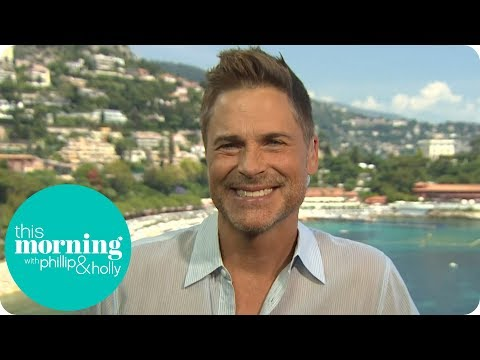 Rob Lowe On Swapping LA For Lincolnshire In New ITV Drama | This Morning