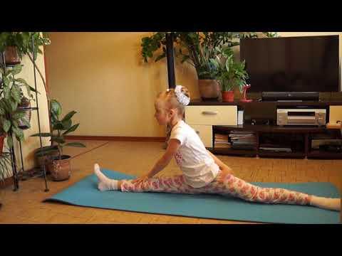 танец с элементами гимнастики