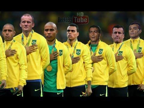 Brazil Legendary Team Football Circus Vs Peru |7-0| ( Copa America 1997)
