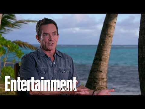 'Survivor: Winners At War' - Jeff Probst On The Biggest Get This Season | Entertainment Weekly