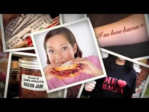 For the Love of Bacon - Connie